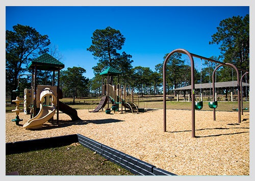 lake seminole play area