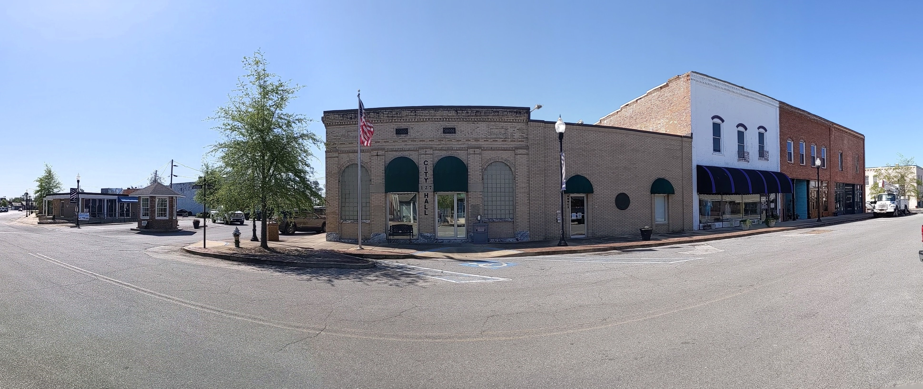 Donalsonville city hall