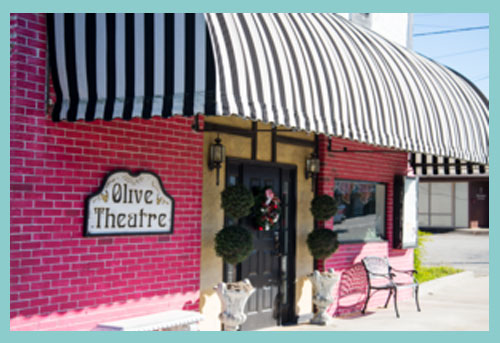 Olive Theatre front